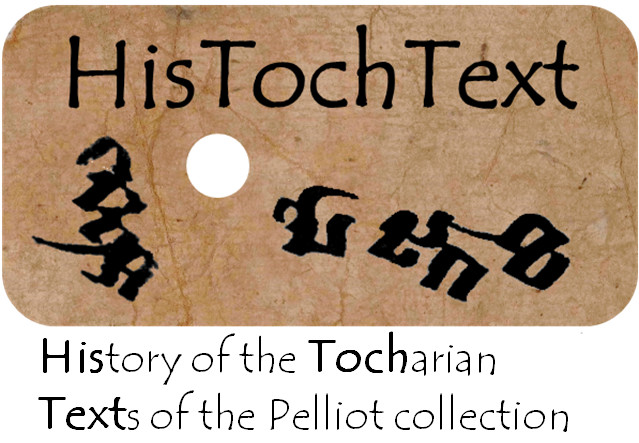 Tocharian Buddhist
